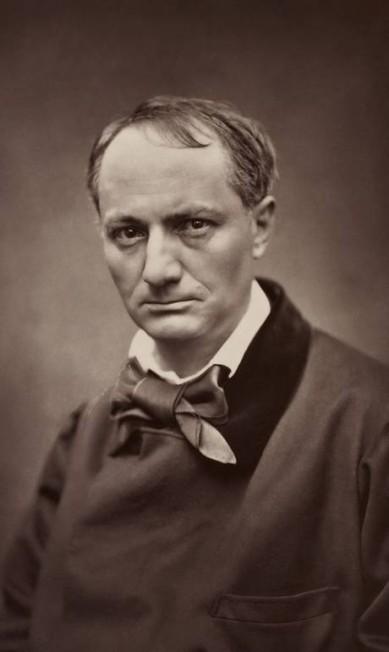 """Ele mesmo identificado como um dândi em sua época, o poeta francês Charles Baudelaire escreveu sobre o tema: """"um dândi nunca pode ser um homem vulgar"""", afirmou em 1863 Divulgação/Étienne Carjat"""
