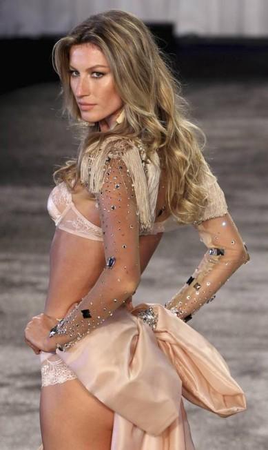 Atualmente, desenvolve sua própria linha de lingerie para a Hope PAULO WHITAKER / Reuters