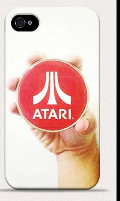 Case de celular Atari - R$99 na Instaquadros (www.instaquadros.com) Divulgação