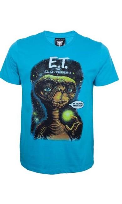 Camiseta E.T. - R$ 99,90 na Cavalera (Shopping Rio Sul, 2º piso - Botafogo, Rio de Janeiro. Tel.: 21 2295-5167) Divulgação