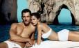A campanha de verão 2013 do perfume Light Blue, da Dolce & Gabbana