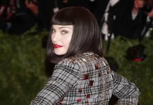 A boa forma de Madonna Foto: CARLO ALLEGRI / REUTERS