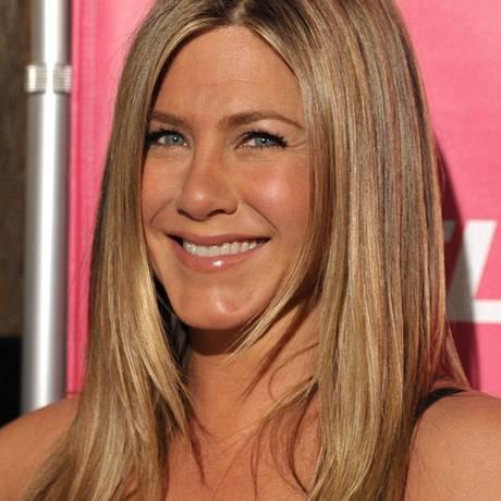 Jennifer Aniston fala sobre cabelos Foto: John Shearer / John Shearer/Invision/AP