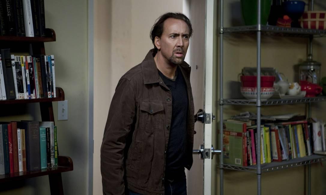 Nicolas Cage deve ser o maior fã de Super-Homem do mundo. Isso porque o ator batizou o seu caçula de Kal-El, o verdadeiro nome de Clark Kent Divulgação