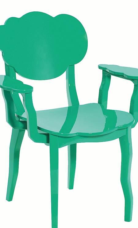 Cadeira Nuvem - R$ 1.590 na Arquivo Contemporâneo (www.arquivocontemporaneo.com.br) Foto: Terceiro / Divulgação