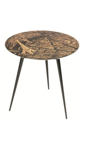Coffee Table Paris - R$ 1.488 reais na Guimar (www.guimar-interiores.com.br) Terceiro / Divulgação