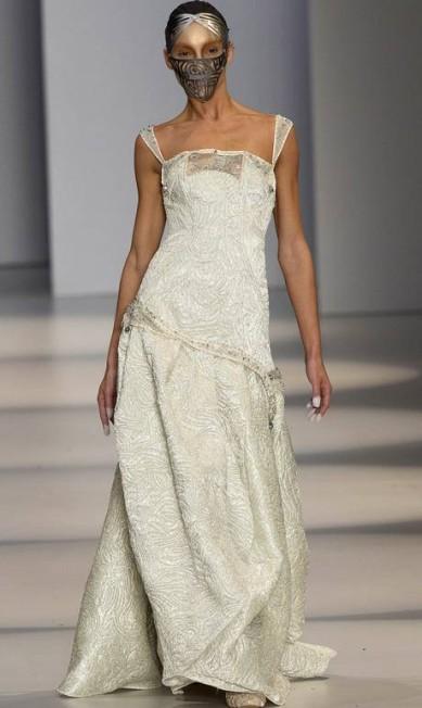 Mais um look feminino da coleção Andre Penner / AP