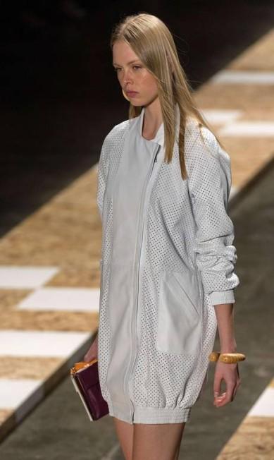 A Cori retornou ao São Paulo Fashion Week após um período afastada da semana de moda YASUYOSHI CHIBA / AFP