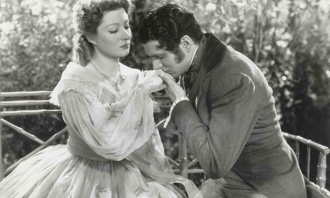 Laurence Olivier foi o primeiro ator a interpretar o galã Mr. Darcy no cinema, em 1940. O filme foi baseado no romance 'Orgulho e preconceito', lançado por Jane Austen em 1813 Terceiro / Divulgação