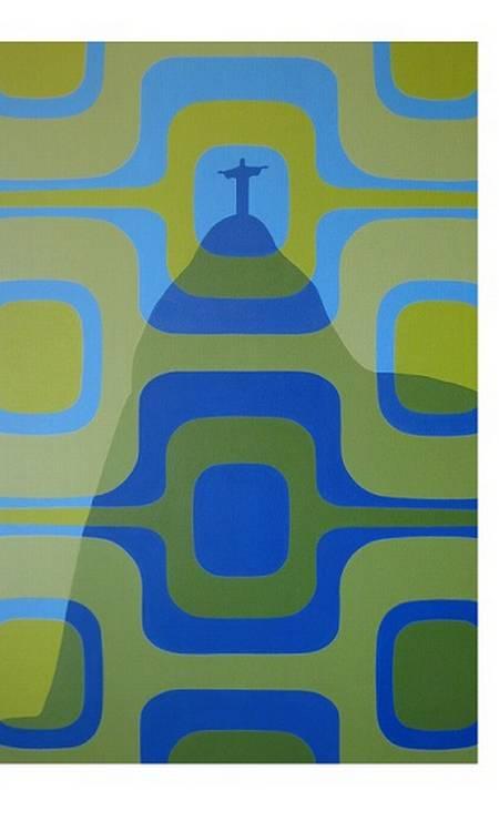 Acrílico sobre tela (80x120cm), 2011 Foto: Divulgação