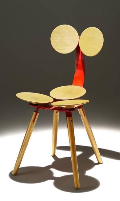 Cadeira Arepitas, de Pedro Useche (R$ 1.300) na 021 Carioca (www.galeria021.com/) Terceiro / Divulgação