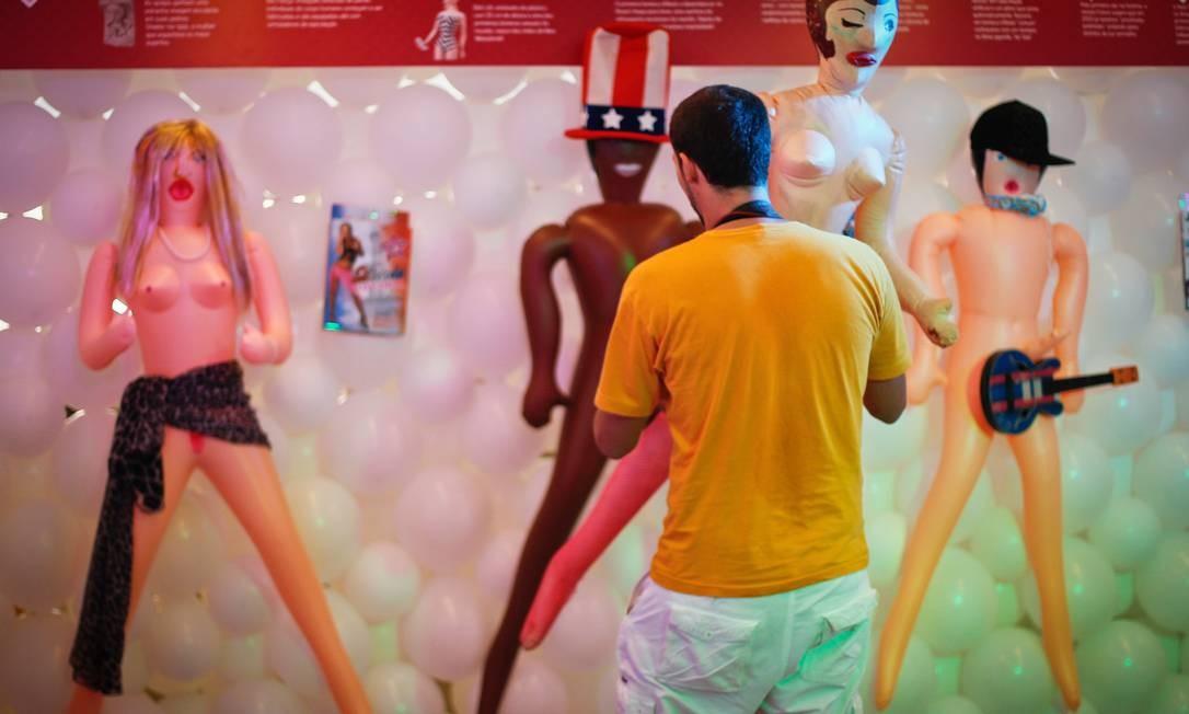 Obama, Justin Bieber e outras novidades do mercado de bonecas Foto: Marcos Alves / Agência O Globo