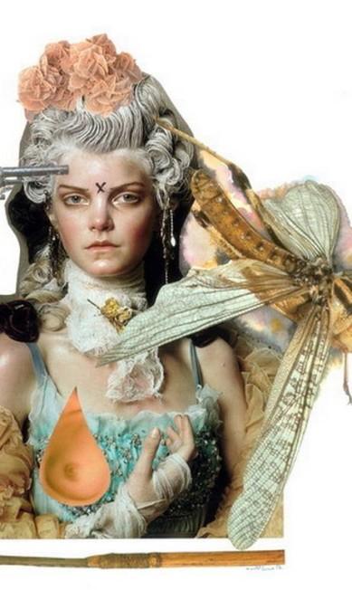 Obras da artista abordam o universo feminino com ousadia e sensibilidade Terceiro / Agência O Globo