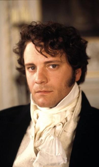 Colin Firth ganhou status de superstar ao interpretar o personagem na série da BBC em 1995 Terceiro / Divulgação