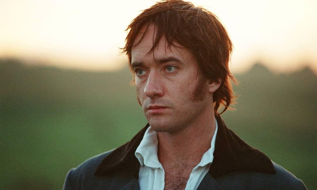 Em 2005, o ator Matthew McFayden, de 1,91m, interpreta o galã robusto Terceiro / Divulgação