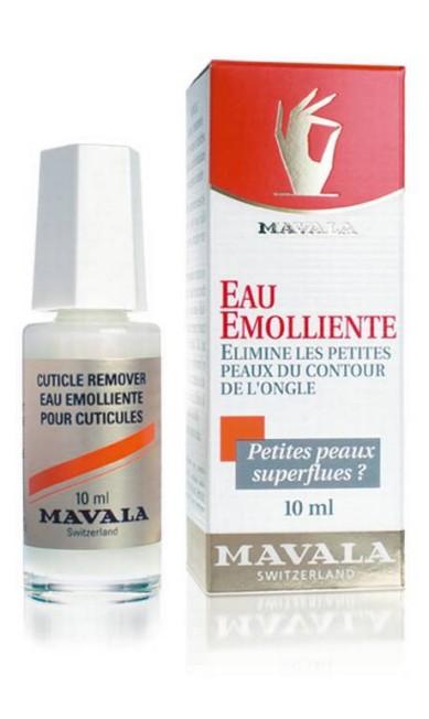 O Eau Emmolliente (R$ 58) da suíça Mavala (www.mavala.com.br) elimina as pequenas peles do contorno da unha Divulgação