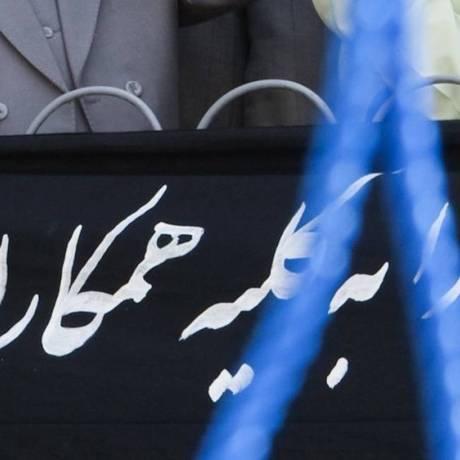 Execuções no Irã poderiam chegar a mil em 2015, segundo a Anistia Internacional Foto: MORTEZA NIKOUBAZL / REUTERS