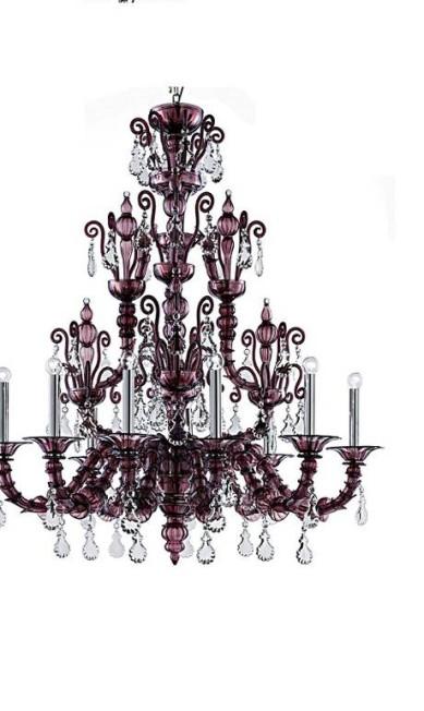 Lustre Taif Lumini R$ 348.369,52 (Casa Shopping, bloco F, loja A) Terceiro / Divulgação