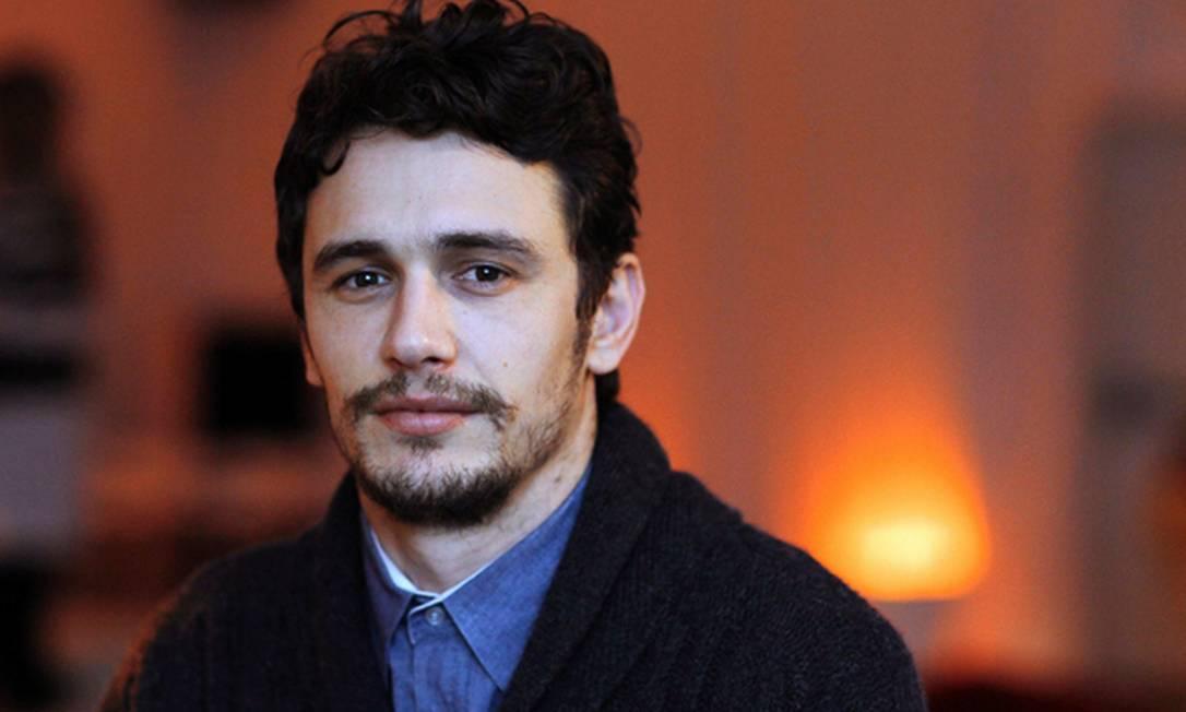 """Será que James Franco, que muitas vezes optou pela barba, vai promover o filme """"Oz, mágico e poderoso"""" em março com esse visual? Reuters"""