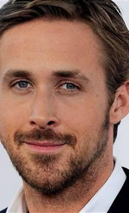 Ryan Gosling também costuma seguir essa moda Foto: AP File