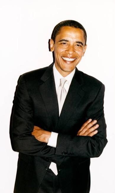 Até o presidente Barack Obama passou pelo estúdio de Terry Richardson Reprodução Tumblr