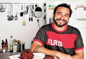 Bebedeira em Barcelona deu origem ao terceiro livro do cineasta Foto: Leonardo Aversa / Leonardo Aversa / O Globo