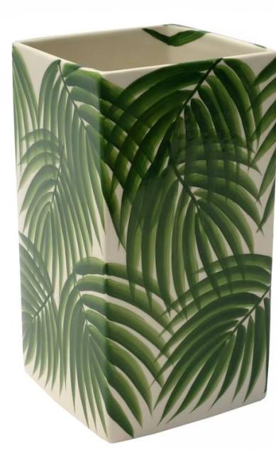 Vaso em cerâmica na Domme, por R$ 260 Terceiro / Reprodução