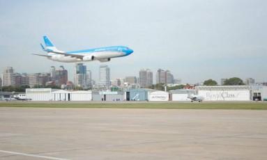 Aerolíneas Argentinas cancela quase 300 voos em Buenos Aires Foto: Divulgação