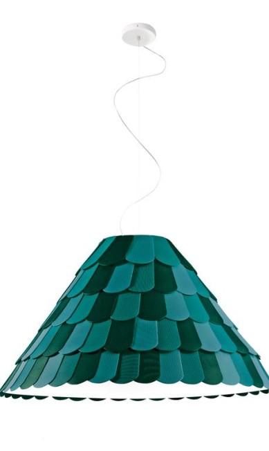 Luminária Roofer, Fabbian para Wall Lamps, R$5.960,75 (www.wallamps.com.br) Divulgação