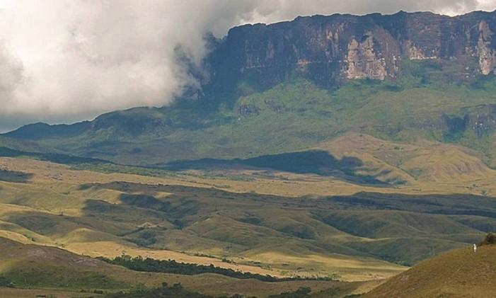 Monte Roraima Foto: Rafael Duarte