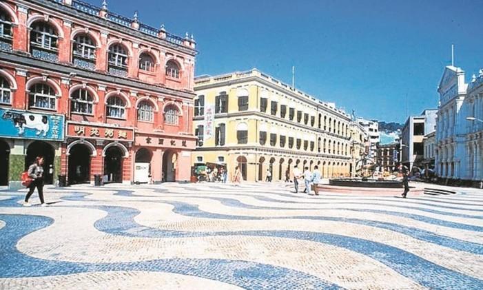 Macau Foto: Divulgação