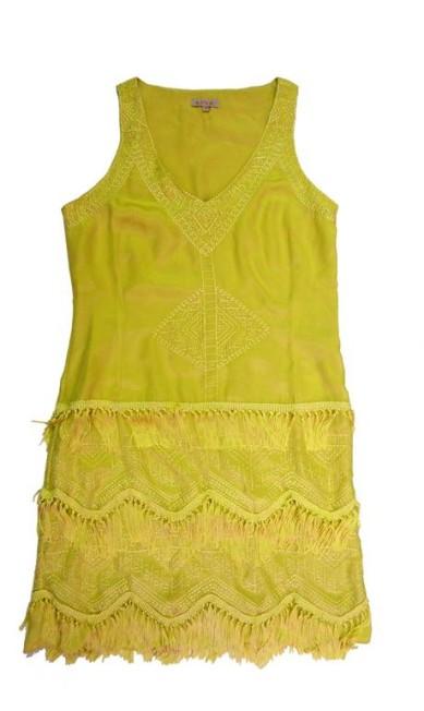 Vestido A.Brand (Rio Design Leblon), de R$ 1.798 por R$ 698. A marca está com peças com até 60% de desconto Divulgação