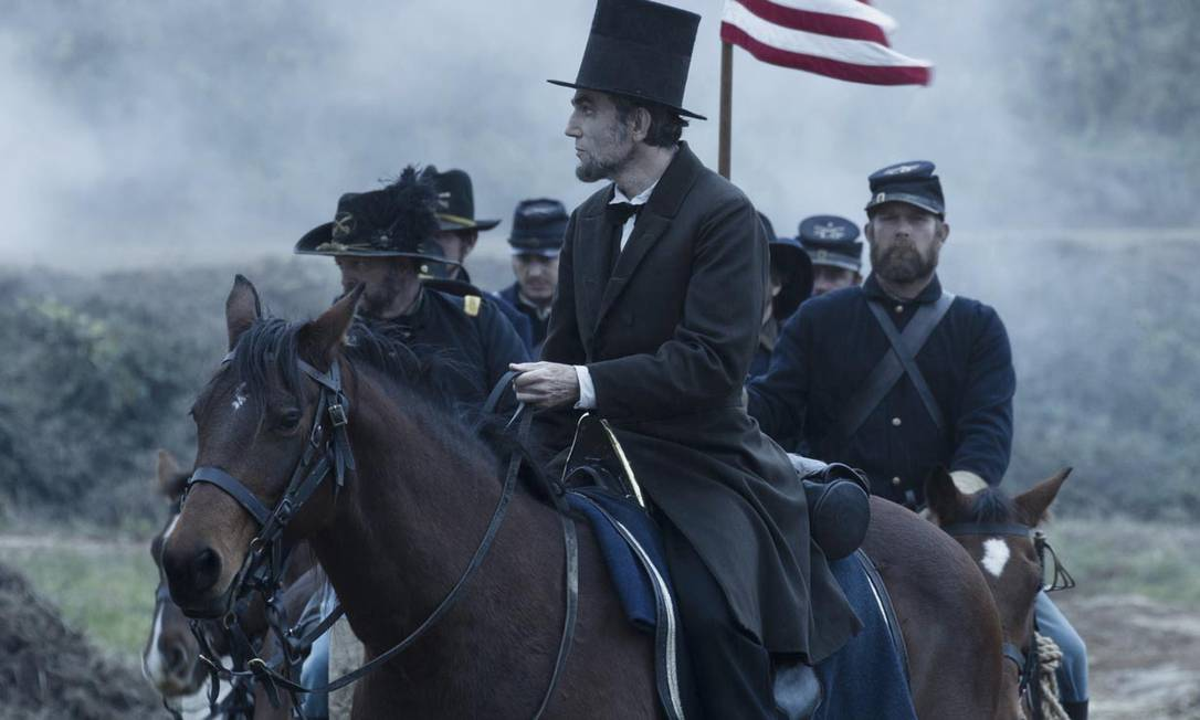 """""""Lincoln"""", mais um filme de época, tem Joanna Johnston como figurinista Reprodução"""
