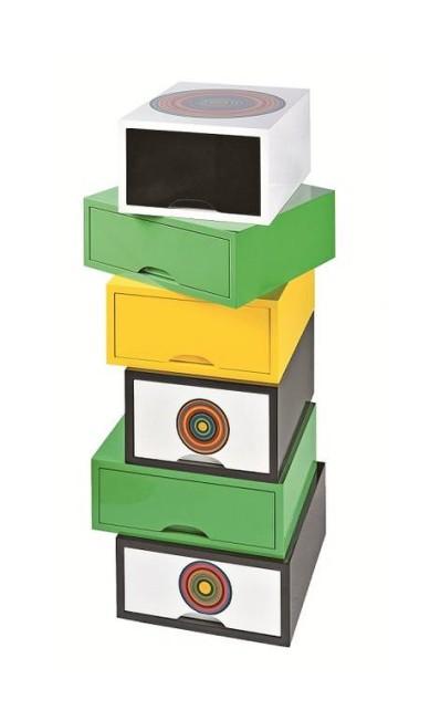 Multigaveteiro na Udine Casa (R$ 1.790, cada gaveta) Terceiro / Divulgação