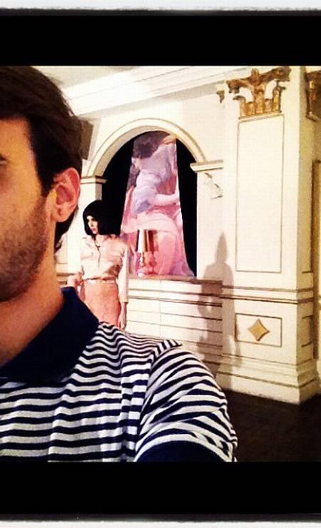 """Diogo Brasiliano, stylist: """"As mulheres devem ousar. Usar bastante transparência e fendas bem absurdas. Pois se é para morrer, que morram causando e mostrando o que tem de lindo"""" Foto: Arquivo Pessoal"""