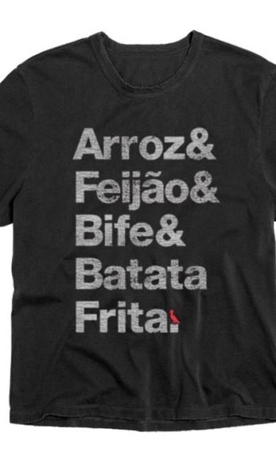 Camiseta Reserva (www.usereserva.com.br), R$ 129 Divulgação