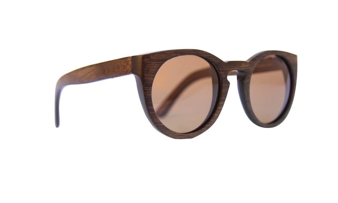 Óculos Evoke (www.evoke.com.br), R$ 749,90 Divulgação