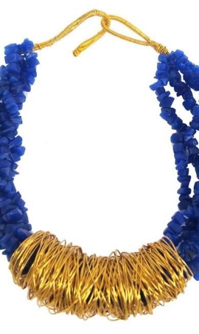 Colar da Brir (www.brir.com.br), R$ 260 Divulgação