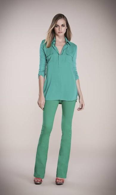 Camisa R$ 428 e calça R$ 398 A. Brand (Rio Design Leblon) Joao Periotto / Divulgação