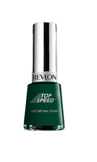 Esmalte Emerald da Revlon R$ 19,90 (S.A.C: 0800 7733450) Richard Pierce / Divulgação
