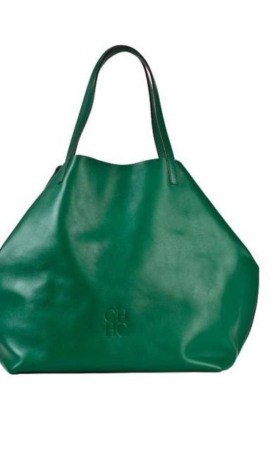 Bolsa Carolina Herrera R$ 1.680 (Shopping JK Iguatemi, São Paulo) Alfonso Bueno Gayo / Divulgação