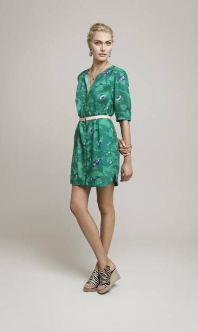 Vestido Maria Filó R$ 399 (Shopping Leblon) Divulgação