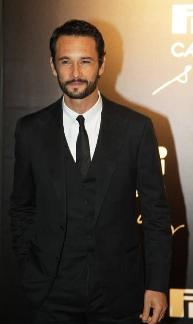 O ator Rodrigo Santoro também esteve presente na noite estrelada Laura Marques / Laura Marques