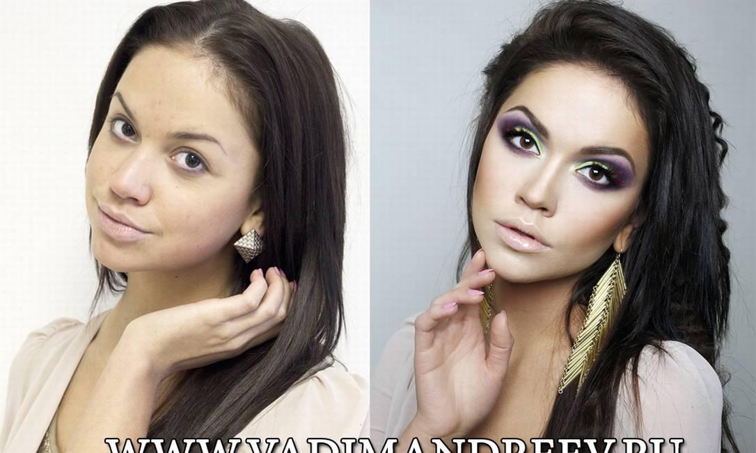 Várias modelos e celebridades locais já passaram por sua cadeira Reprodução www.vadimandreev.ru