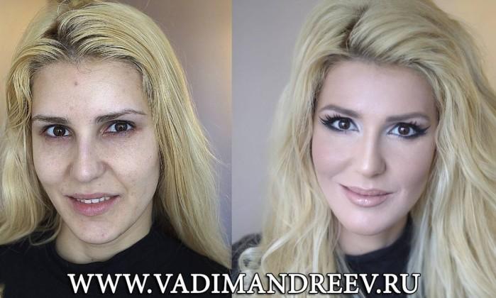 As transformações de Vadim Andreev Reprodução www.vadimandreev.ru