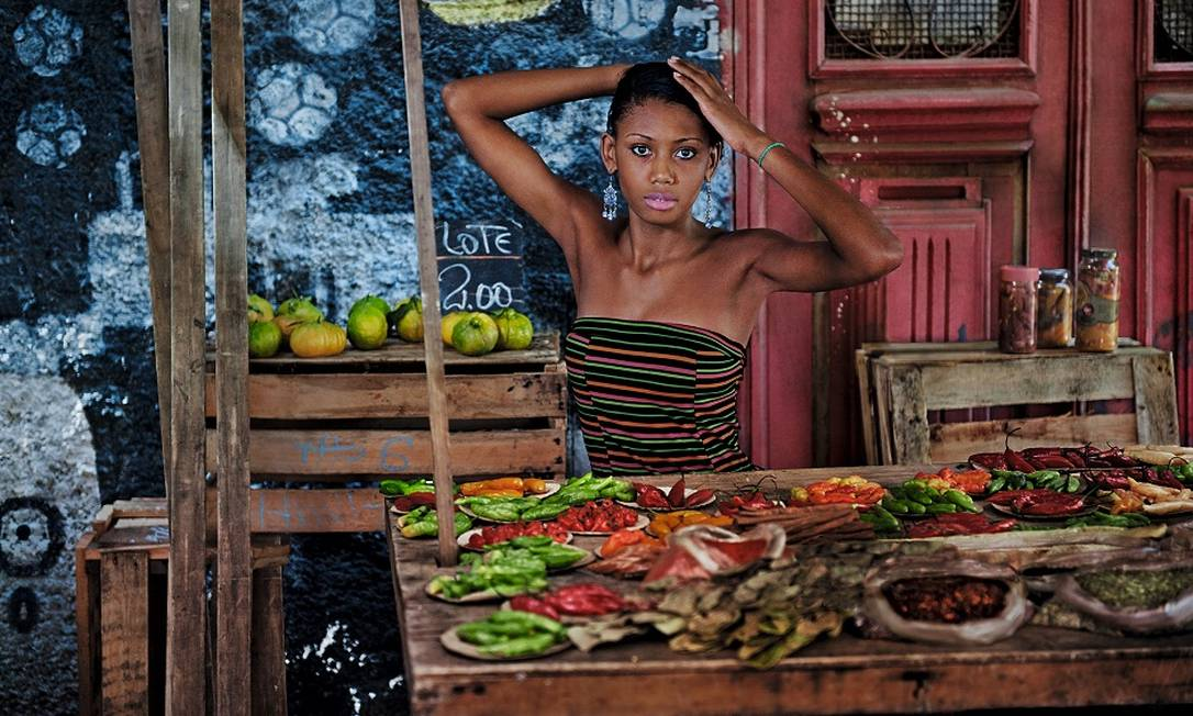 As imagens registram a recente transformação socioeconômica brasileira Divulgação / Pirelli