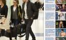 Kristen Stewart: look casual Foto: Reprodução