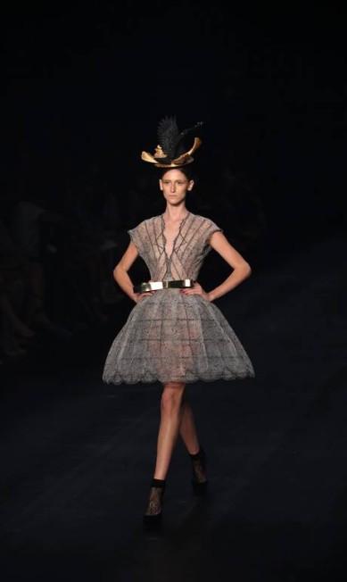 A Acquastudio abriu os desfiles do Fashion Rio nesta quarta-feira Fabio Rossi