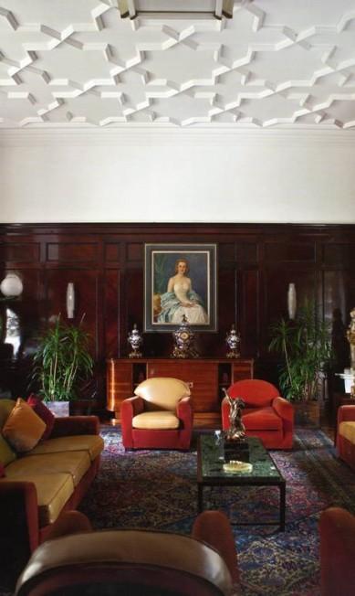 O petit palais art déco dos Monteiro de Carvalho em Santa Teresa: uma viagem no tempo Terceiro / Divulgação
