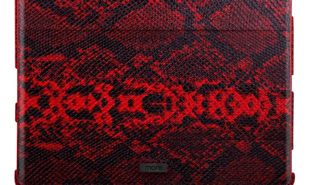 Capa para iPad da More (21 3089-1384), R$ 269 Divulgação